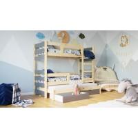 Triple Bunk Bed CARL