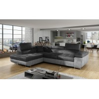 Corner Sofa Bed ANTONIO in STOCK