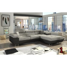 Corner Sofa Bed AMARANT
