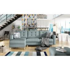 Corner Sofa Bed CORTEZ L in STOCK