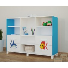 Small Bookcase ANIMAL 132