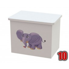 Box for Toys ANIMAL