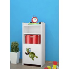 Small bookcase DREAM 45
