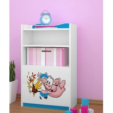 Small Bookcase DREAM 60