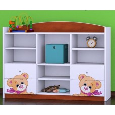 Bookcase TOMY 132