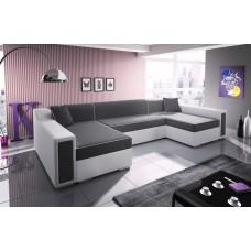 Corner Sofa Bed MILTON SUPER
