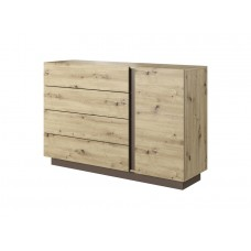Chest of drawer ARCO 138 D4S