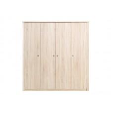 Wardrobe 4 Doors F4