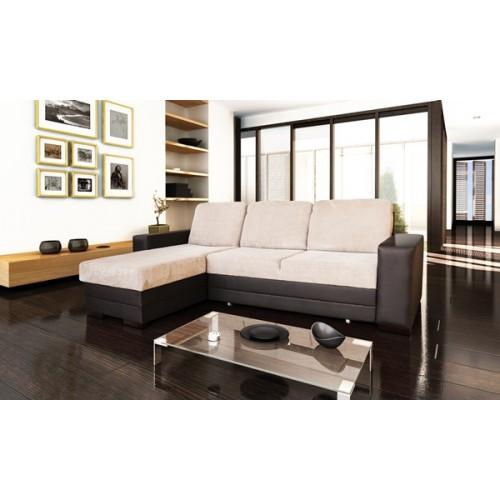 Design Your Own Corner Sofa Bed: Corner Sofa Bed Preston 1