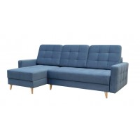 Corner Sofa Bed OSLO 1