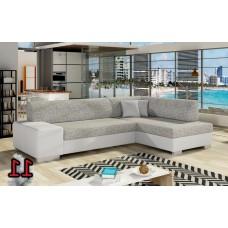 Corner sofa bed BERGEN  in STOCK